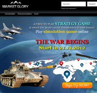 marketglory.com screenshot