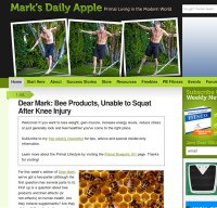 marksdailyapple.com screenshot