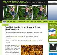marksdailyapple.com screenshot