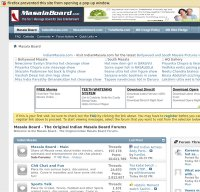 masalaboard.com screenshot