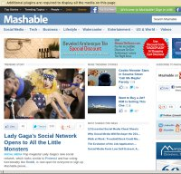 mashable.com screenshot