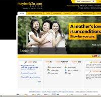 maybank2u.com.my screenshot