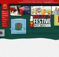 mcdonalds.co.uk screenshot