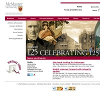 mcmaster.ca screenshot