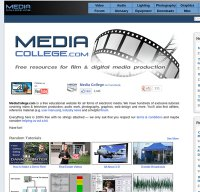 mediacollege.com screenshot