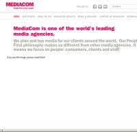 mediacom.com screenshot