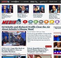 mediaite.com screenshot