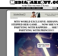 mediatakeout.com screenshot