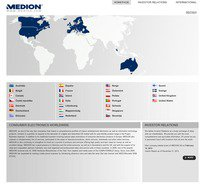 medion.com screenshot