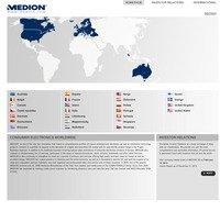 medion.com screenshot