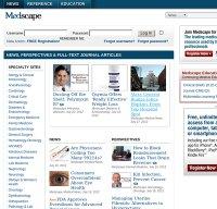 medscape.com screenshot