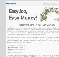 megatypers.com screenshot