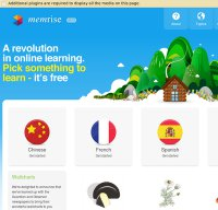 memrise.com screenshot