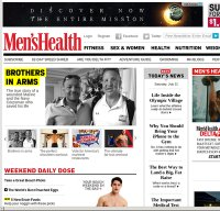 menshealth.com screenshot