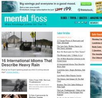 mentalfloss.com screenshot