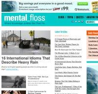 mentalfloss.com screenshot