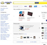 mercadolibre.com.mx screenshot