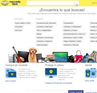 mercadolibre.com.uy screenshot
