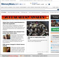 mercurynews.com screenshot