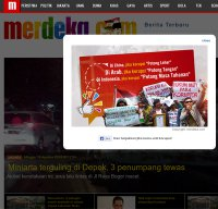 merdeka.com screenshot