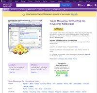 messenger.yahoo.com screenshot