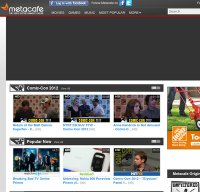 metacafe.com screenshot
