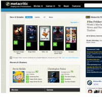 metacritic.com screenshot
