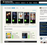 metacritic.com screenshot