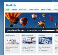 metlife.com screenshot