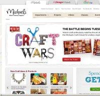 michaels.com screenshot