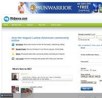 migente.com screenshot