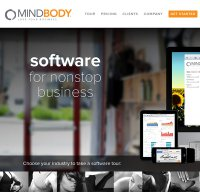 mindbodyonline.com screenshot