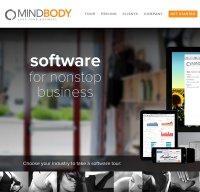 mindbodyonline.com screenshot