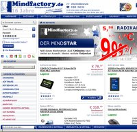 mindfactory.de screenshot