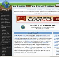 minecraftwiki.net screenshot