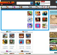 miniclip.com screenshot