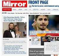 mirror.co.uk screenshot