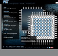 mit.edu screenshot