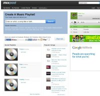 mixpod.com screenshot