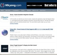 mkyong.com screenshot