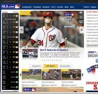 mlb.com screenshot