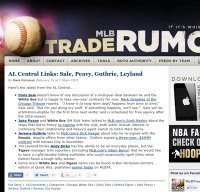 mlbtraderumors.com screenshot