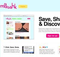 mlkshk.com screenshot