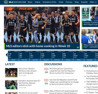 mlssoccer.com screenshot