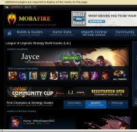mobafire.com screenshot
