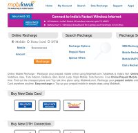 mobikwik.com screenshot