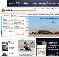 mobile.de screenshot