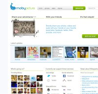 mobypicture.com screenshot