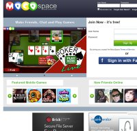 mocospace.com screenshot