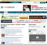 moneycontrol.com screenshot